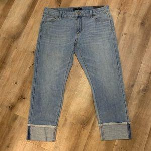 Ann Taylor Petite Girlfriend Jeans Size 4P NWT